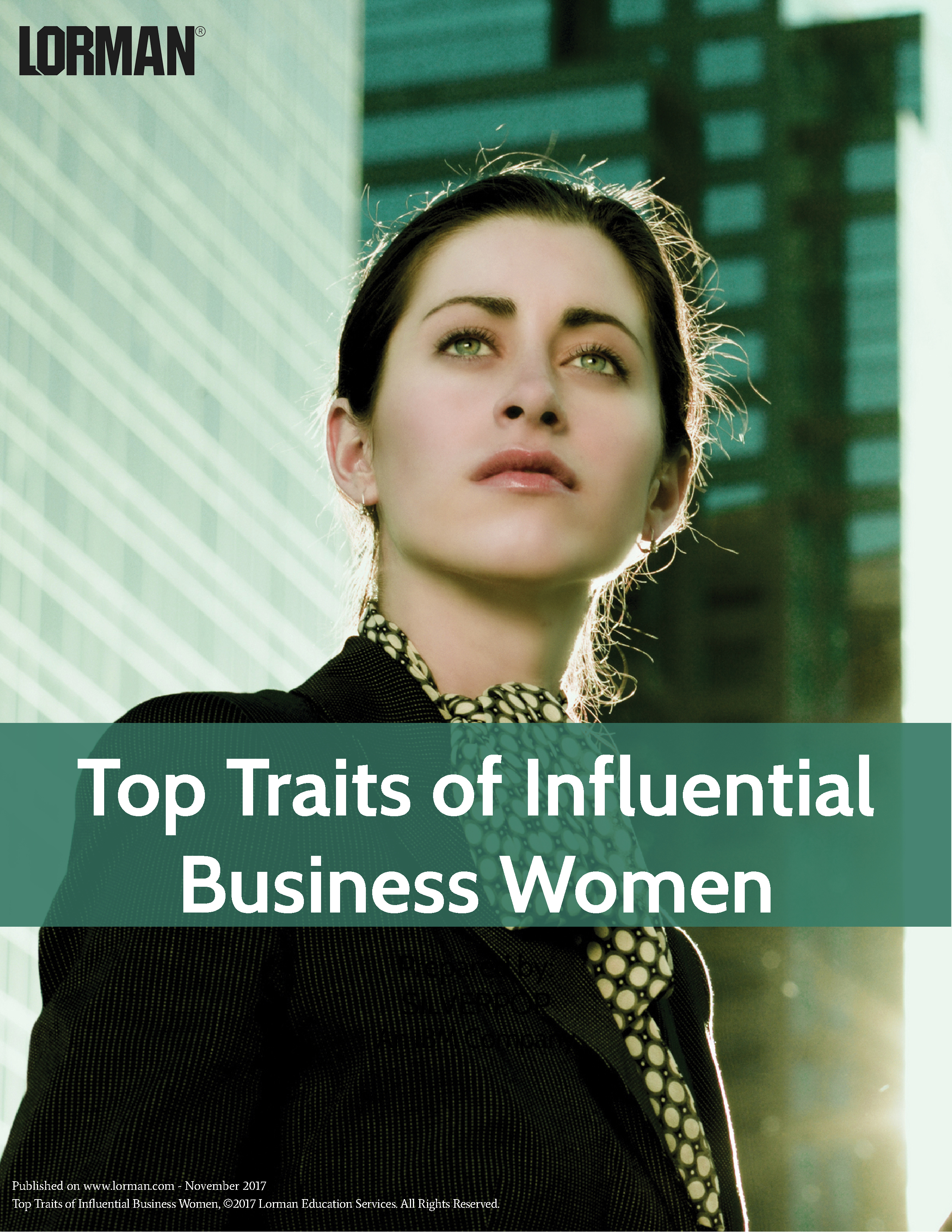 Top Traits of Influential Business Women