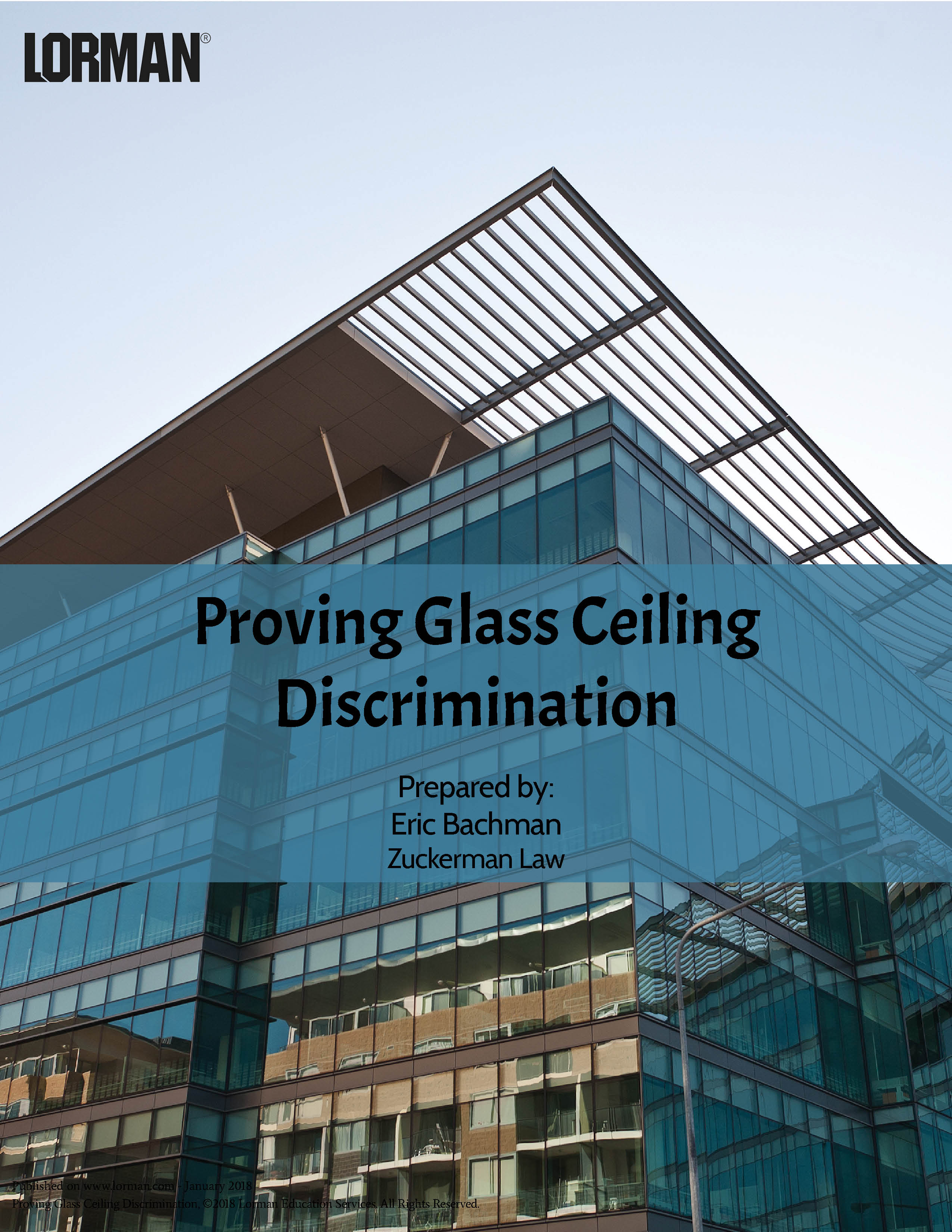 Proving Glass Ceiling Discrimination